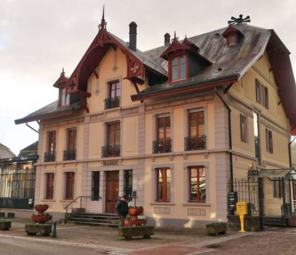 Mairie de Sainte Croix aux Mines
